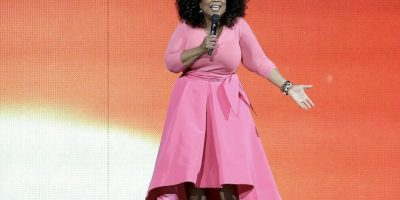 Ella es la original Oprah Foto: Getty Images