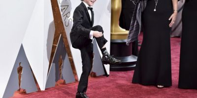 Es una actor canadiense Foto:Getty Images