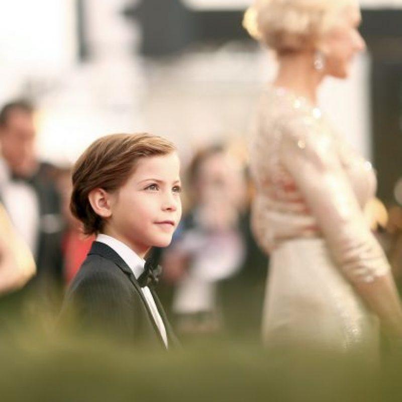 Él es Jacob Tremblay Foto:Getty Images