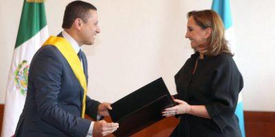 México reconoce la labor de la diplomacia guatemalteca