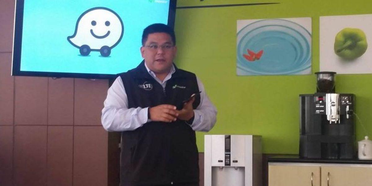 """Movistar presenta la """"voz chapina"""" para los usuarios de Waze"""