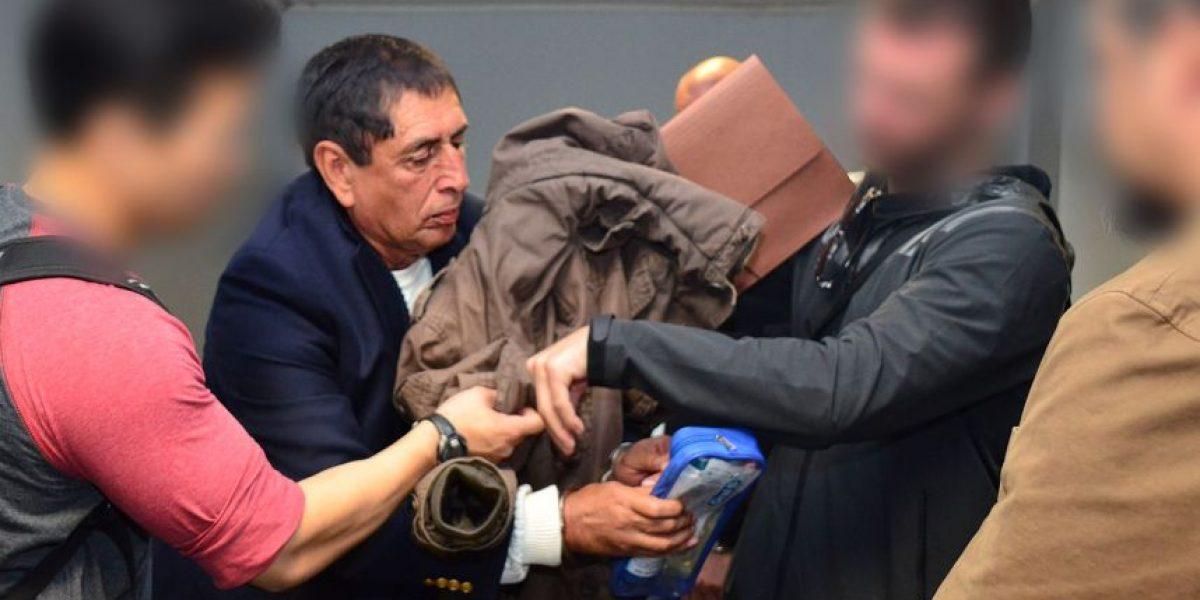 Brayan Jiménez es extraditado a Estados Unidos