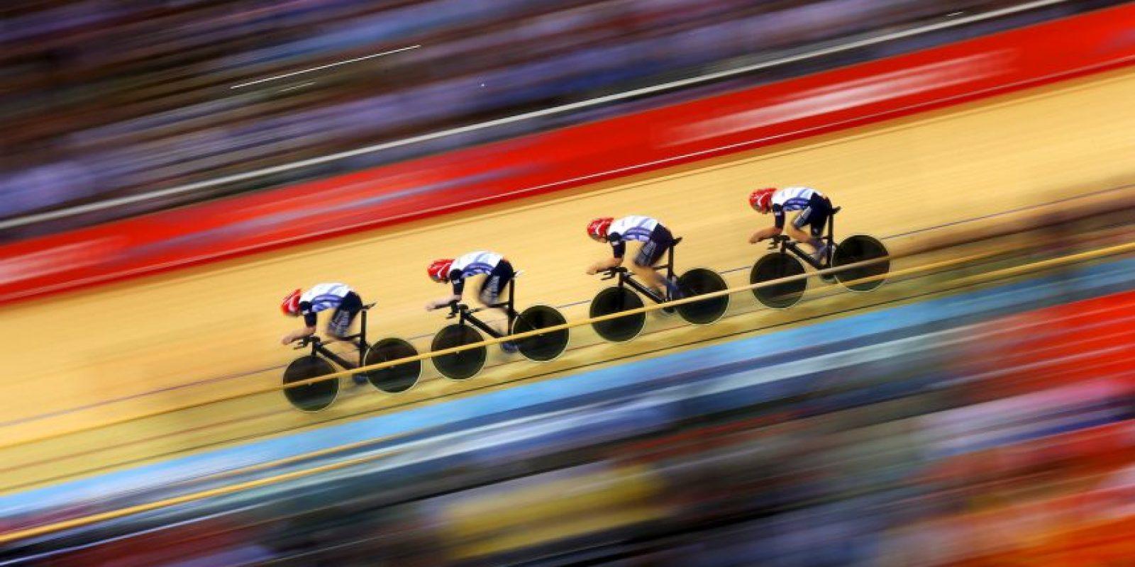 2 – 6 de marzo: Campeonato Mundial de Ciclismo de Pista en Londres Foto:Getty Images