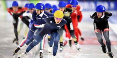 4 – 6 de marzo: Campeonato Mundial de Patinaje de Velocidad en Berlín Foto:Getty Images