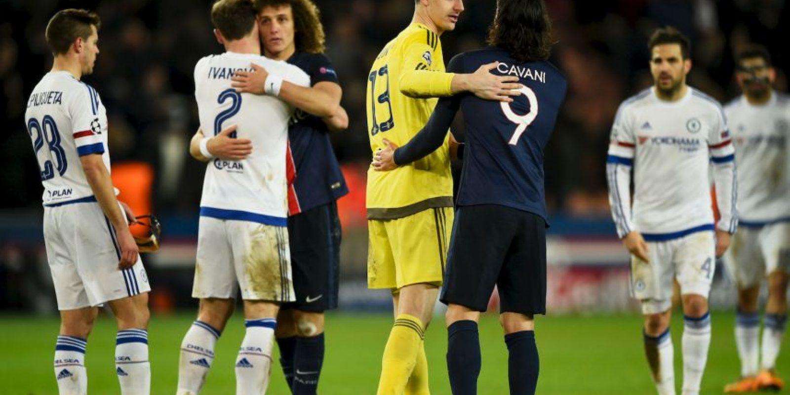 8 y 9 de marzo: Partidos de vuelta de octavos de final de la Champions League (primeros cuatro juegos) Foto:Getty Images