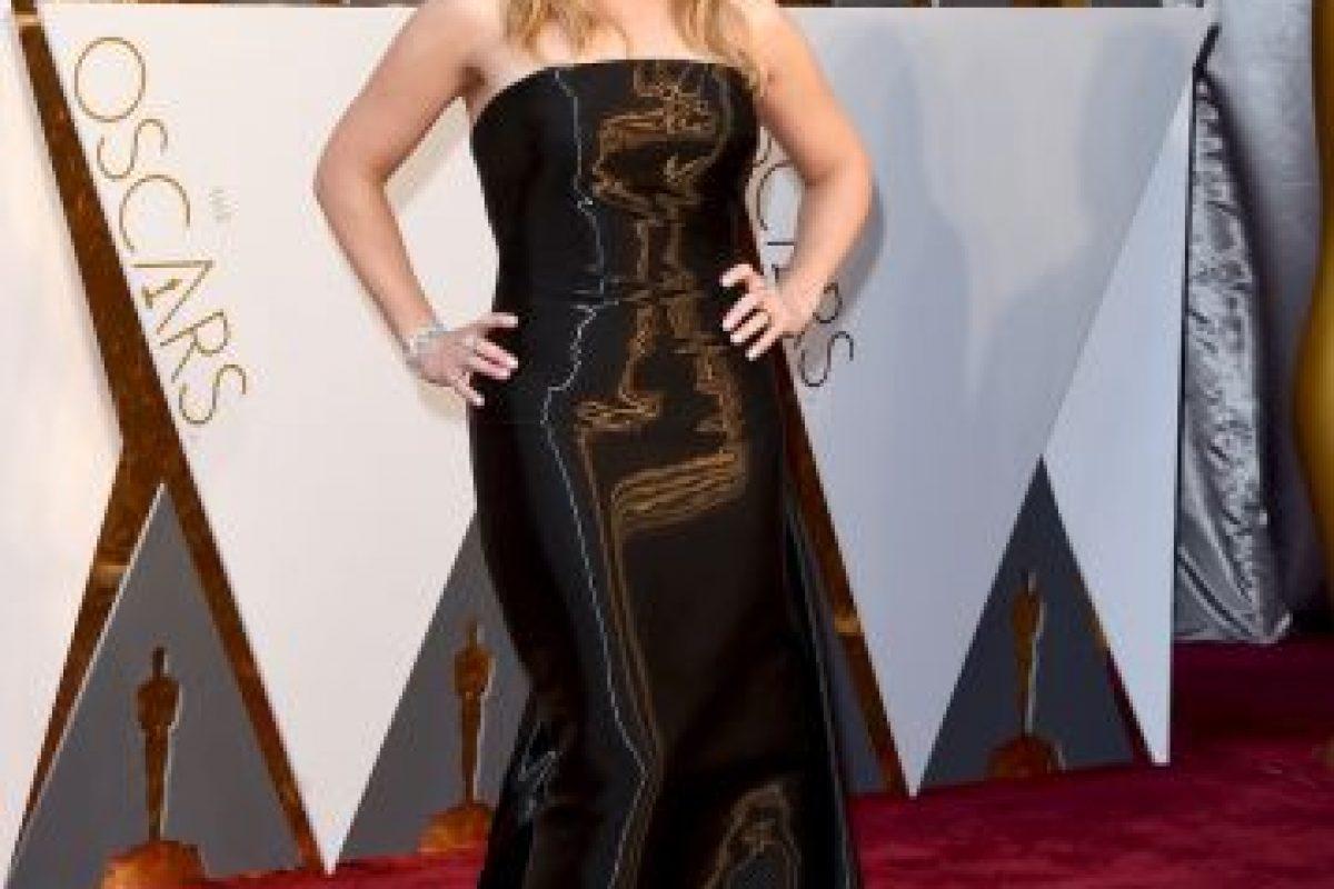 ¿Ustedes notan algo raro en la pancita de Kate? Foto:Getty Images