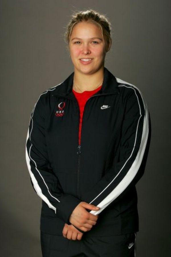 E incluso llegó a los Juegos Olímpicos de 2008. Foto:Getty Images