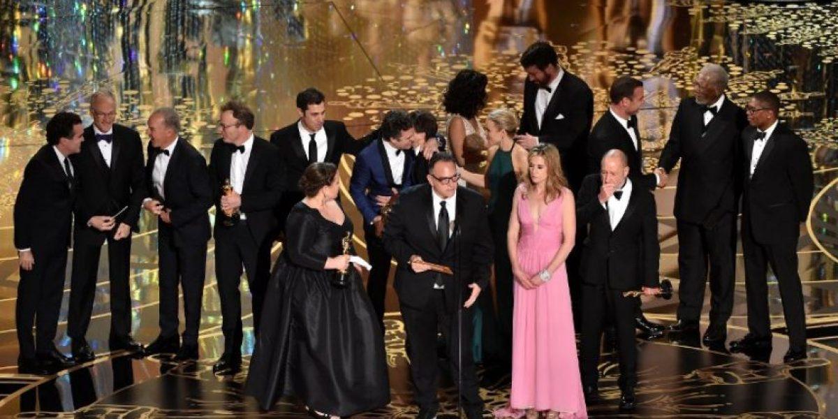Los premios Oscar con su peor audiencia en 8 años