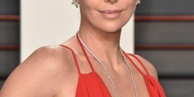 Esto fue lo que costó el collar de Charlize Theron en los Oscar