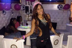 Juliana López es la exmodelo colombiana que detuvieron llevando drogas en China. Foto:vía Instagram