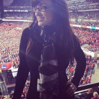 Por cierto, Lisa es aficionada de los Toronto Raptors de la NBA. Foto:Vía instagram.com/thereallisaann