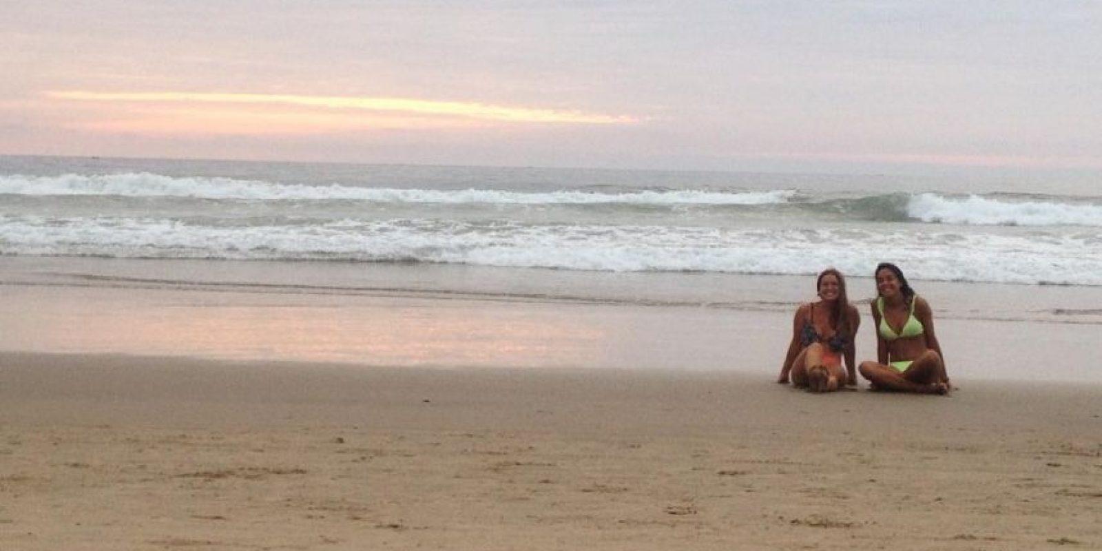Últimas imágenes que compartieron las jóvenes argentinas Foto:instagram.com/marina.menegazzo/