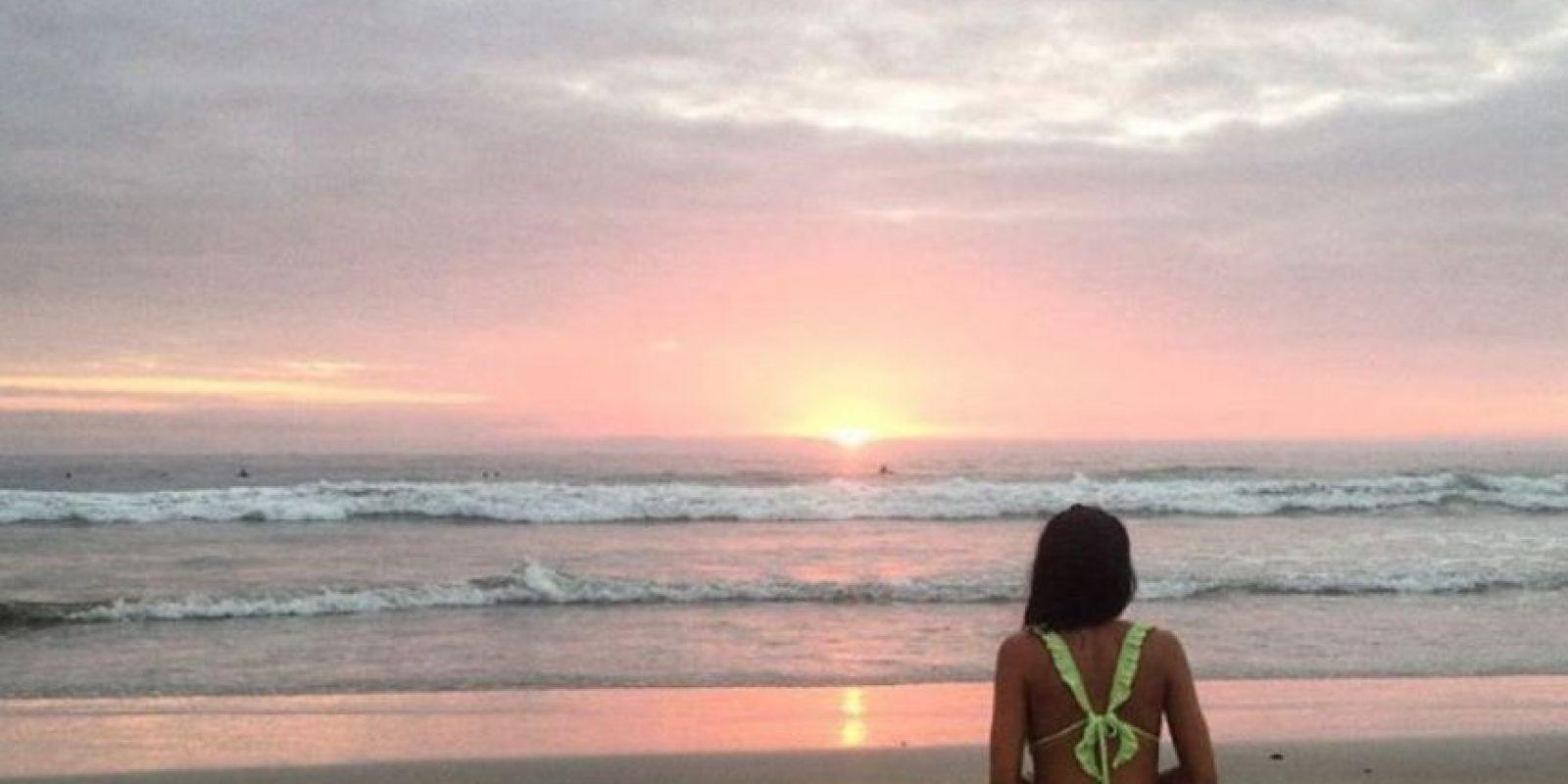 Sin embargo ambas compartian sus buenos momentos mediante las redes sociales Foto:instagram.com/mariajose.coni/