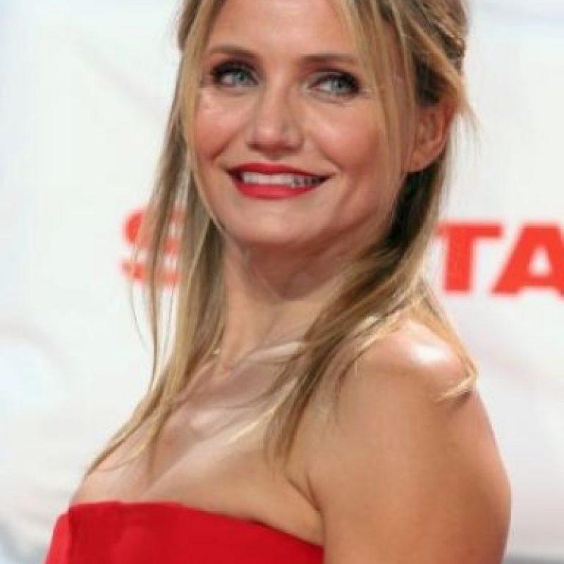 Cameron Diaz: la actriz evita abrir puertas porque no le gusta tocar los picaportes, ni siquiera los de su propia casa. Foto:Getty Images