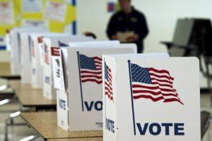Centros de votación abren en Virginia para las primarias. Foto:AFP