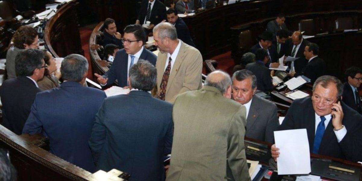 Con más tránsfugas, FCN-Nación se convierte en primera fuerza en el Congreso