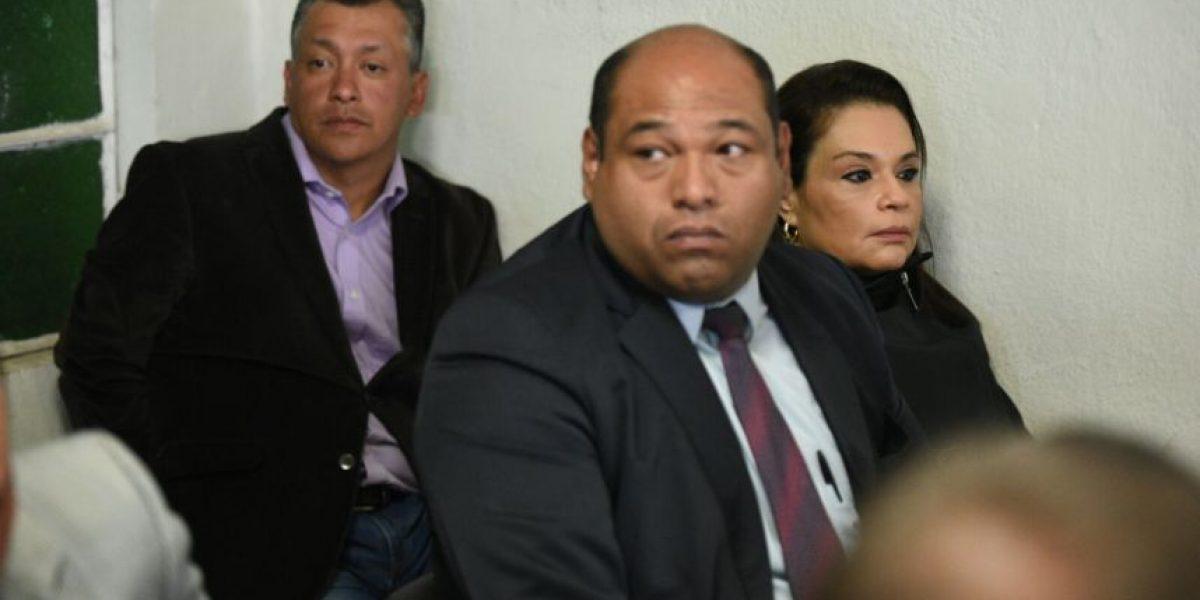 Baldetti se declara inocente y descalifica señalamientos del MP