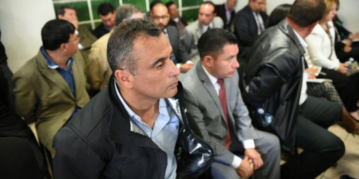 Caso Amatitlán: Audio revela reparto de dinero en fraude