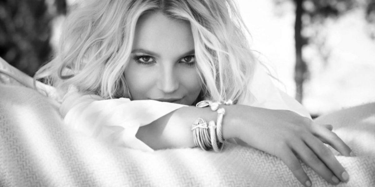 Britney luce más delgada y explota su sensualidad con poca ropa en sesión de fotos