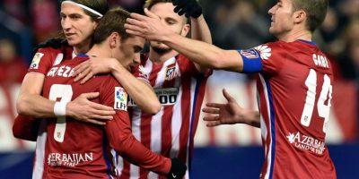 Resultado del partido Atlético de Madrid vs. Real Sociedad, Liga Española 2016