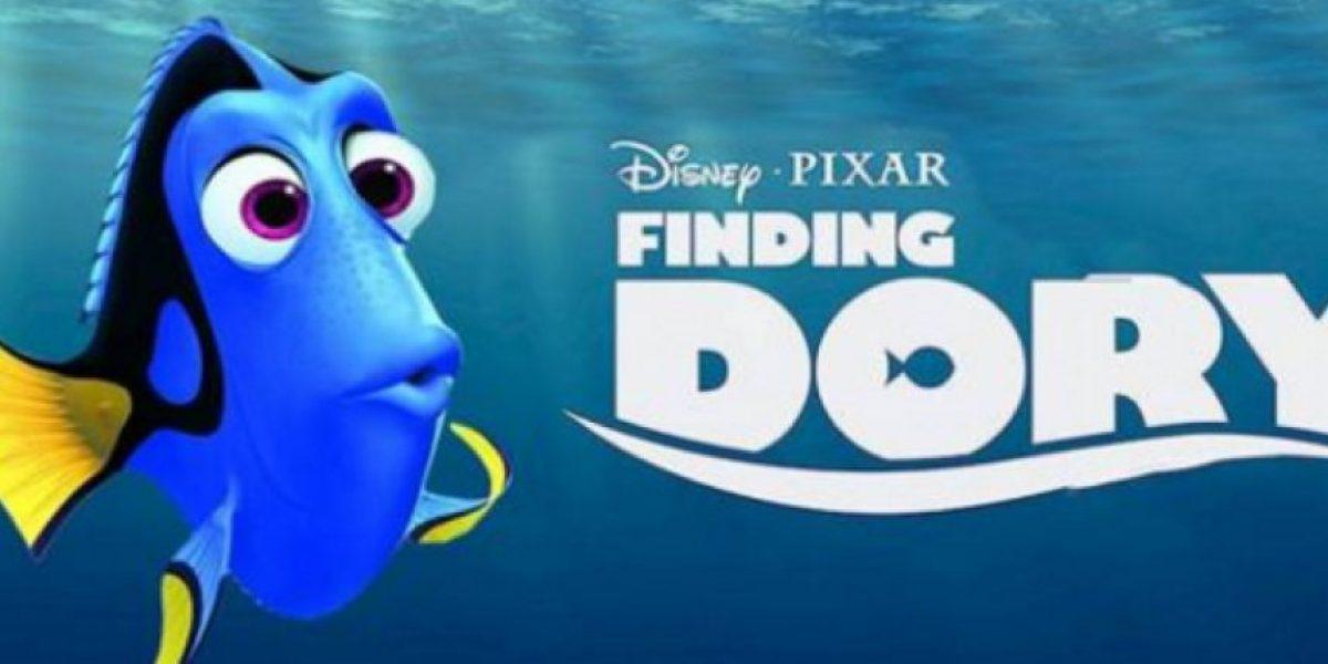 """¡Mira el nuevo tráiler de """"Buscando a Dory""""!"""