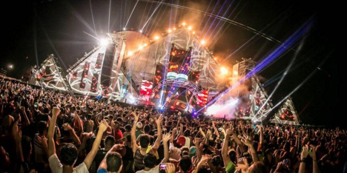 EMF 2016: Line up de artistas y escenarios