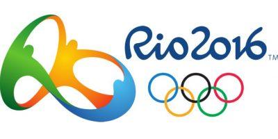 Logo oficial de los Juegos Olímpicos de Rio 2016. Foto:rio2016.com