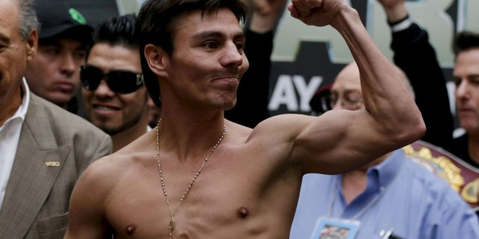 Jorge Arce (exboxeador mexicano) Foto: Getty Images