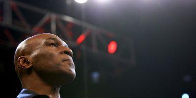 Exboxeador campeón del mundo Foto:Getty Images