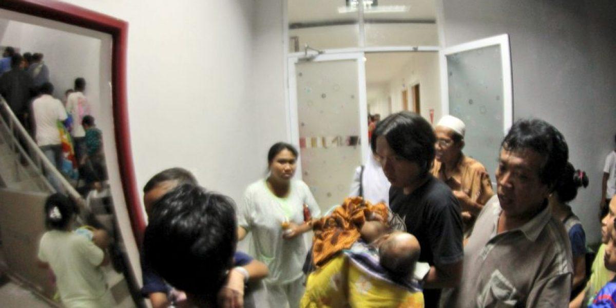 Terremoto 7.8 en Indonesia: Así fueron los caóticos momentos tras el fuerte sismo