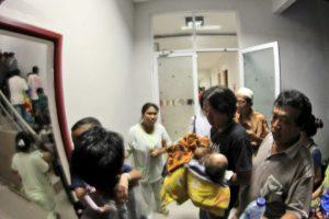 Terremoto en Indonesia Foto:AP