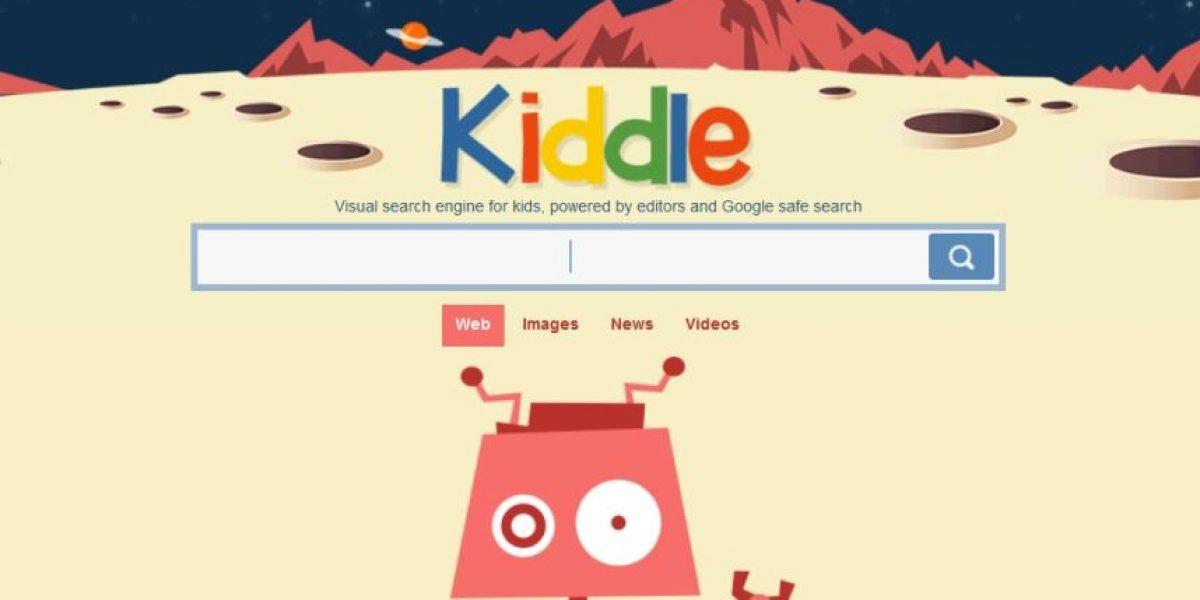 Kiddle, un buscador diseñado para menores de edad