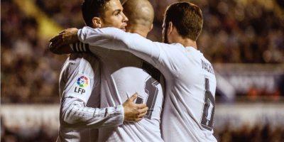 Resultado del partido Levante vs. Real Madrid, Liga Española 2016