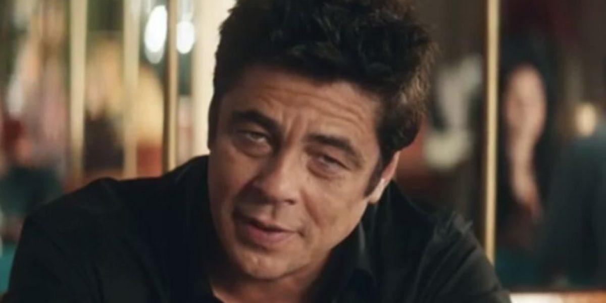 Benicio del Toro revela detalles de su actuación en