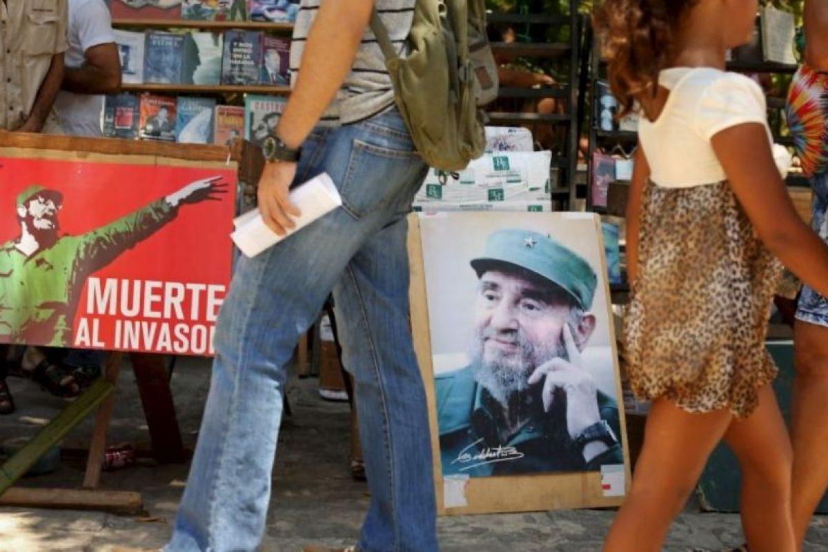En 1966, Estados Unidos aprueba la Ley de Ajuste Cubano con las que le permite quedarse en el país Foto:Getty Images