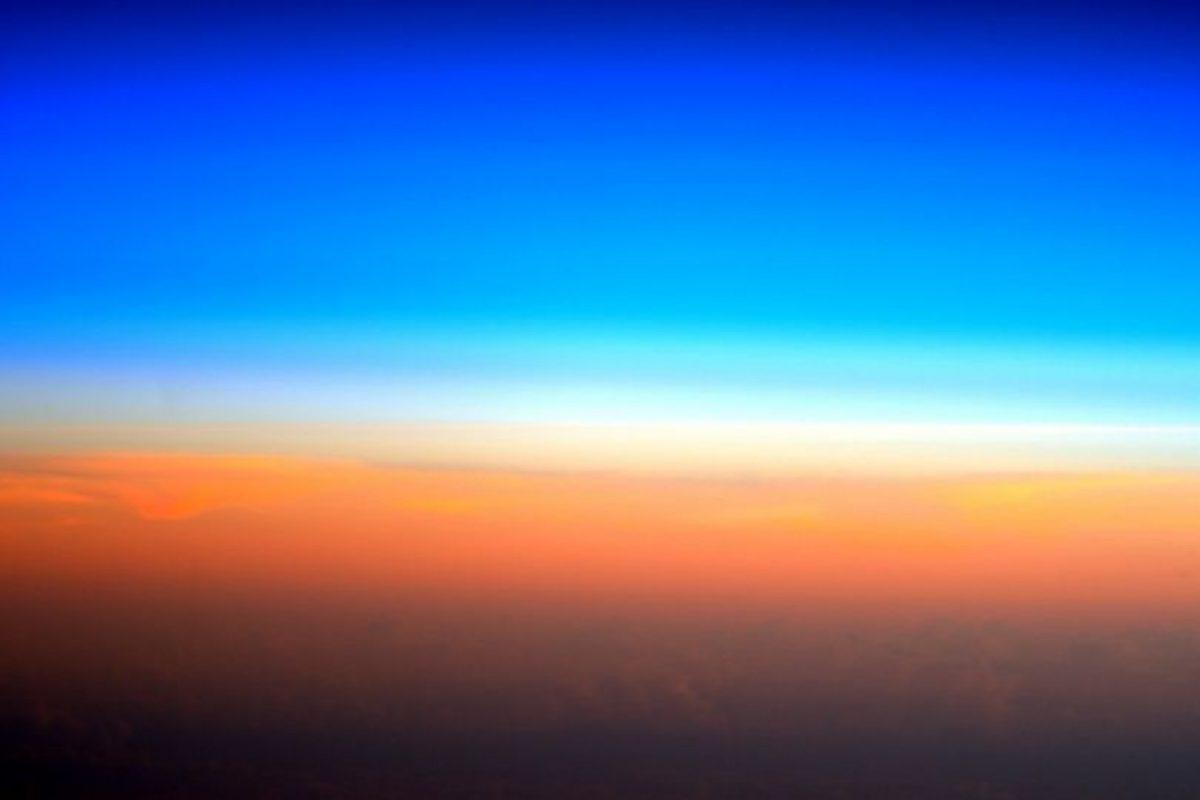 Las mejores fotos de Scott Kelly en su misión de un año Foto:twitter.com/StationCDRKelly
