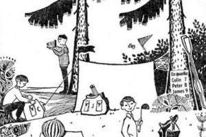 ¿Cuántos turistas se encuentran en el campamento? y ¿cuándo llegaron? Foto:taringa.net