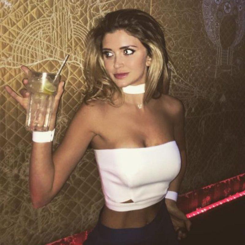 Ella es la modelo Lauren Hutton