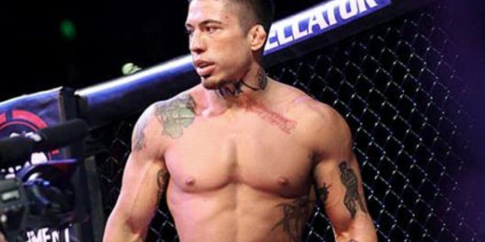 War Machine (peleador de artes marciales mixtas) Foto: Getty Images