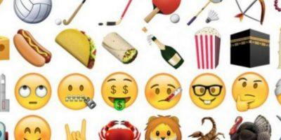 Hasta 2015 existían 722 emojis de acuerdo con GQ Foto:Apple