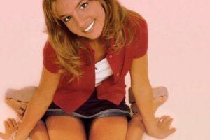 Para 1998 ya era toda una revelación pop adolescente. Foto:Coveralia