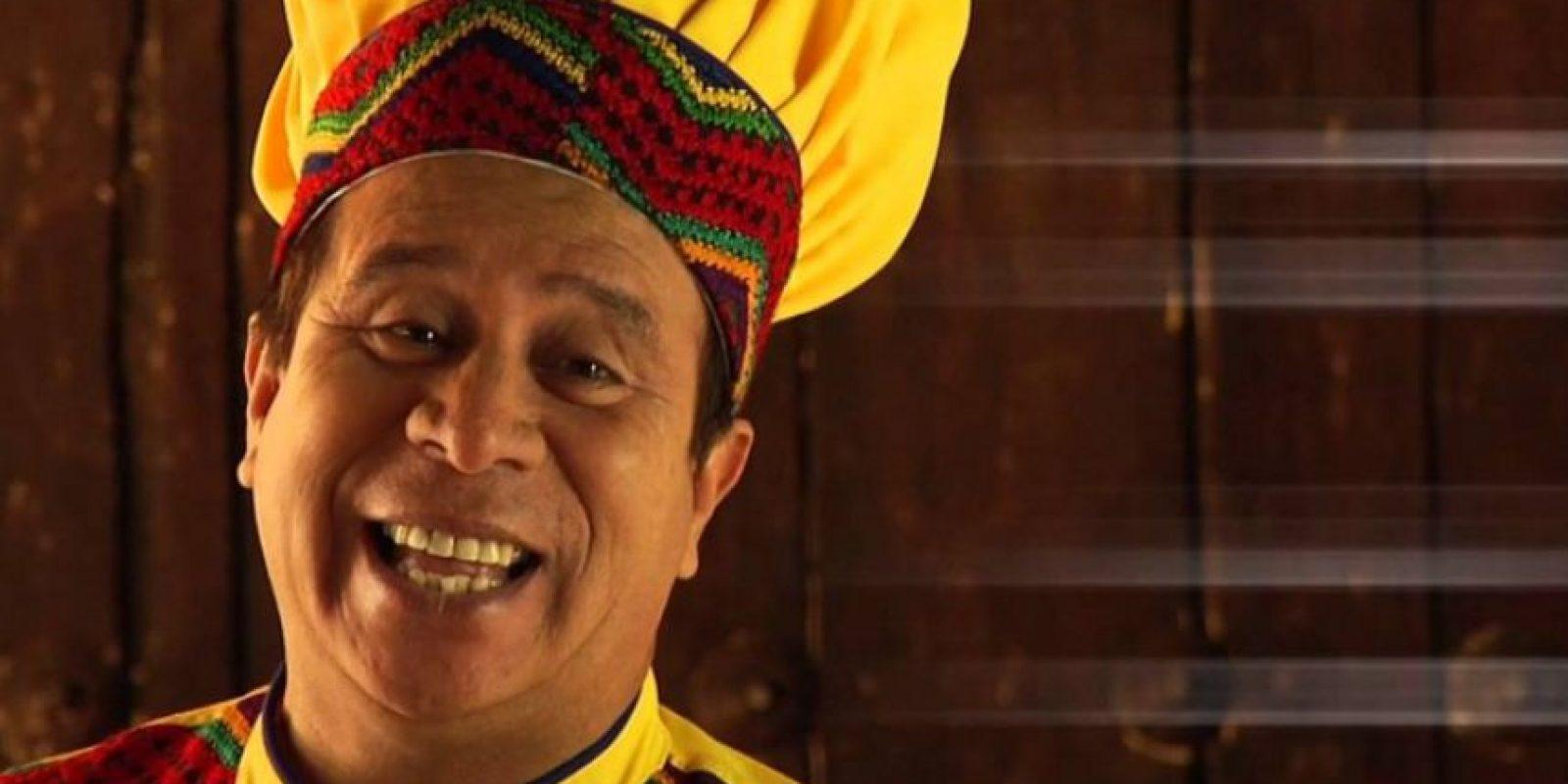 El chef Humberto fue asesinado en 2014. Foto:Publinews