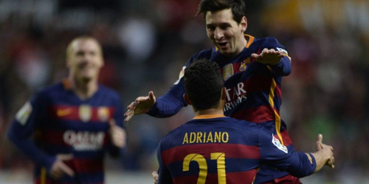 Resultado del partido Rayo Vallecano vs. FC Barcelona, Liga española 2016