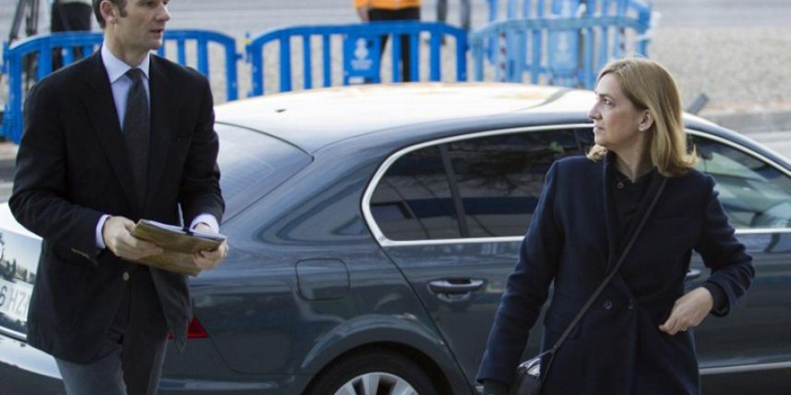En el que se acusa a Iñaki Urdangarin, esposo de la infanta Cristina de España. Foto:AFP