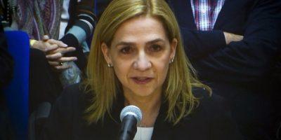 Así se defendió la infanta Cristina ante la acusación de fraude fiscal en España