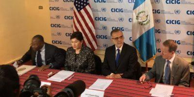CICIG recibe donación de Estados Unidos para abrir oficina en Quetzaltenango