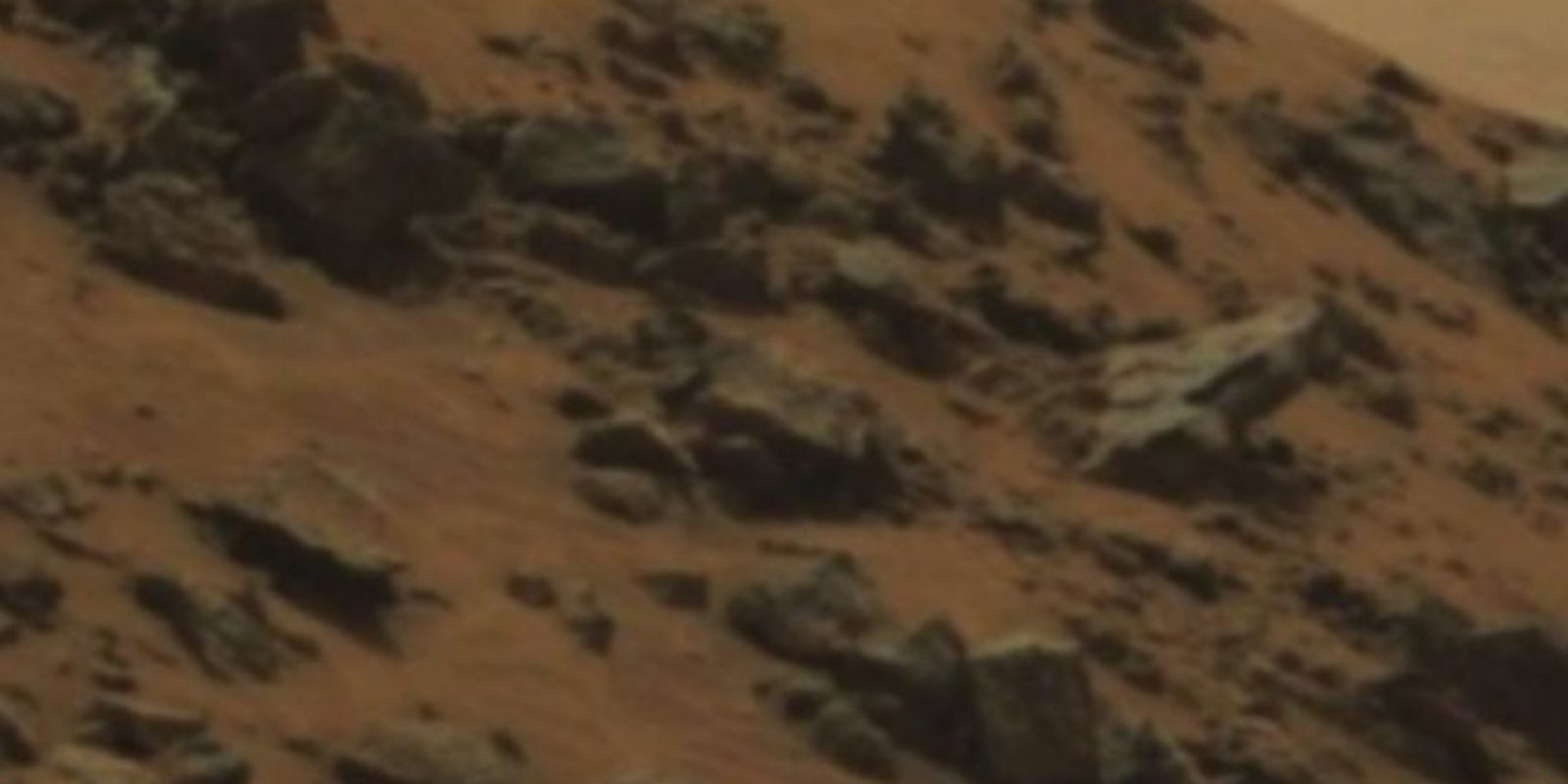 Fue descubierta en junio de 2015 Foto: http://mars.nasa.gov/msl/multimedia/raw/?rawid=0978MR0043250040502821E01_DXXX&s=978