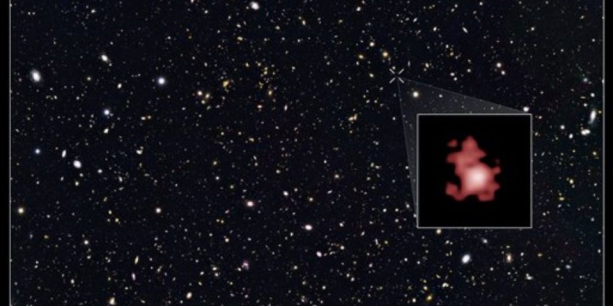 Descubren la galaxia más lejana en el universo