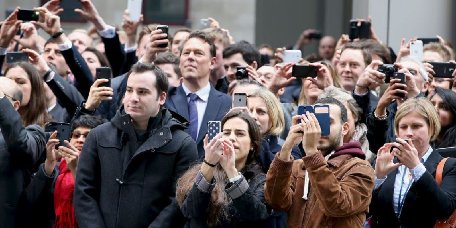 9. Cuando crean demasiados grupos que incluyen a personas que no tienen agregadas en su agenda de contactos Foto:Getty Images