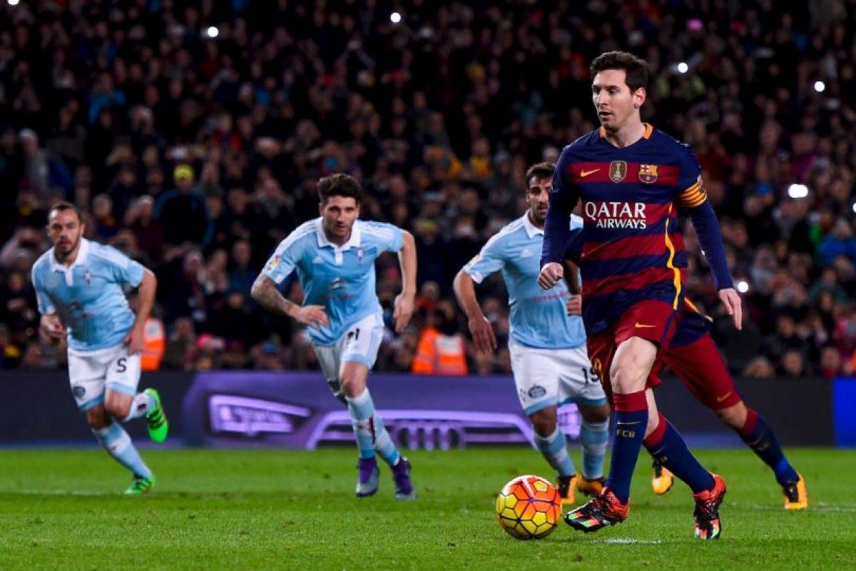 Criticó el penal de pase de Messi y Suárez Foto:Getty Images